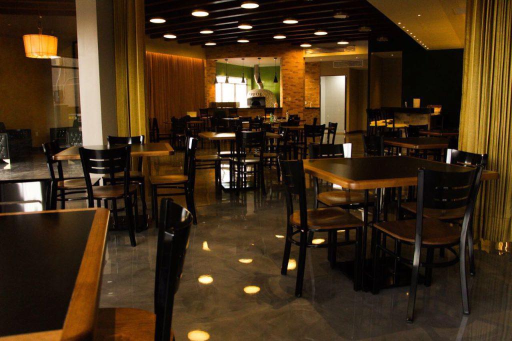Proyectos de iluminacion restaurante