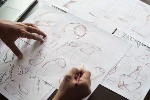 Bocetos a mano